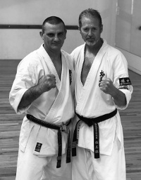 Sensei and Shihan